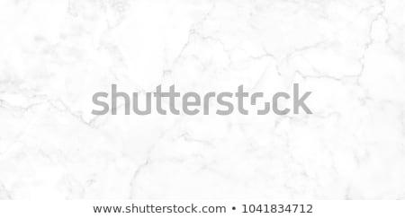 Fehér márvány textúra természetes minta absztrakt Stock fotó © artjazz