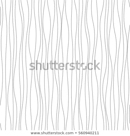 Vector seamless wavy line pattern Stock photo © blumer1979
