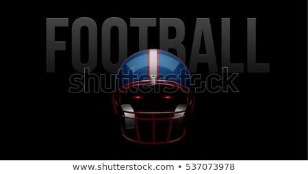 Jogo de futebol texto espaço mundo futebol fundo Foto stock © SArts