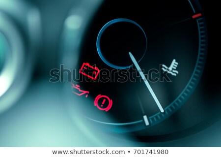 Automobile moteur image pouvoir tête Photo stock © Johny87