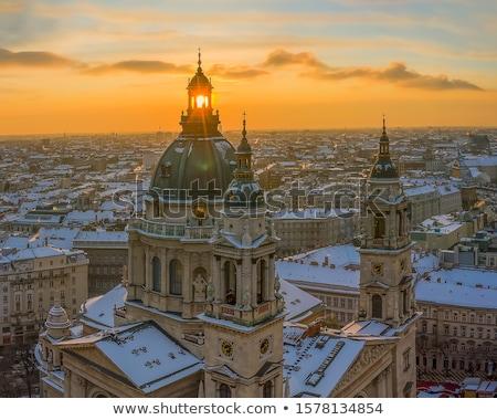 базилика · Будапешт · Венгрия · 2014 · третий - Сток-фото © givaga
