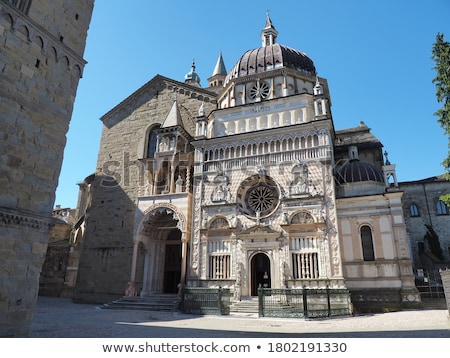 Bazilika detay mimari kültür kasaba Stok fotoğraf © boggy