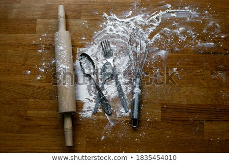 Old whisk view Stock photo © pedrosala