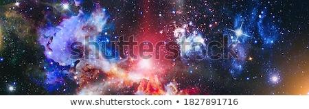 incredibly beautiful galaxy elements of this image furnished by nasa stock photo © nasa_images