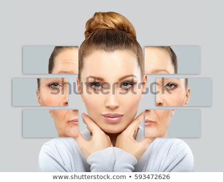 Face Plastic Surgery Injection Filler Stock photo © AndreyPopov