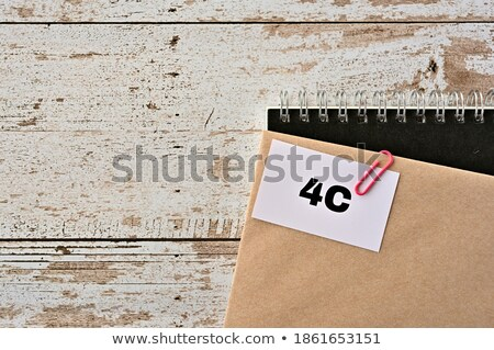 Marketing Theory of 4C Stock photo © Ansonstock