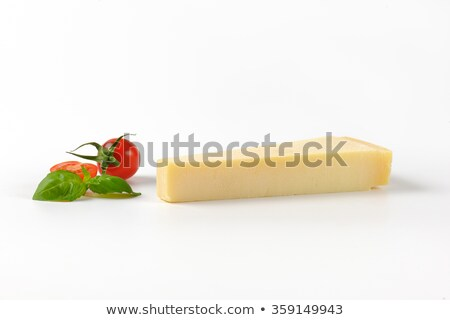 cherry tomatoes and parmesan cheese stock photo © aladin66