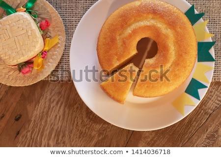 corn cakes stock photo © joker