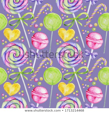 spirale · Rainbow · texture · felice · sfondo - foto d'archivio © stevemc