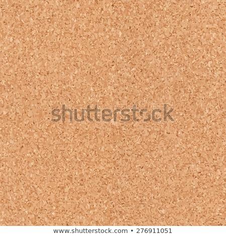 пробка · полу · плитка · коричневый · дизайна · служба - Сток-фото © imaster
