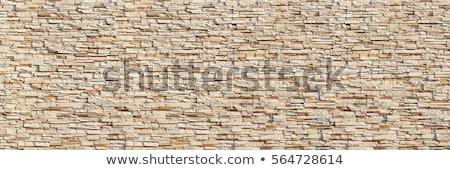 rock · muur · draad · achtergrond - stockfoto © taigi