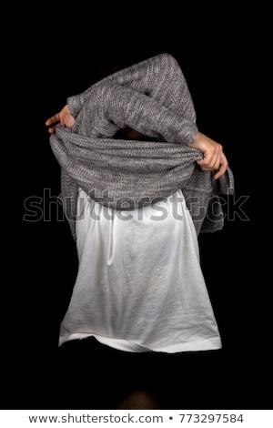 undressed woman Stock photo © mtmmarek