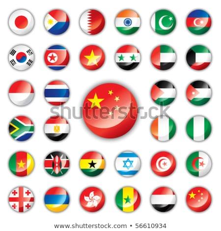 Flag series: Algeria Stock photo © fresh_7266481