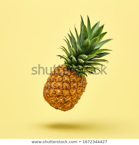 Pineapple tropical fruit or ananas  Stock photo © natika