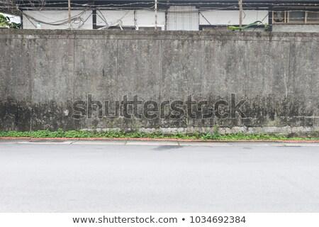Worn building Stock photo © gemenacom