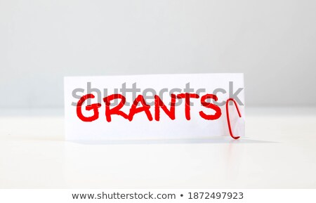 Scholarship Concept with Word on Folder. Stock photo © tashatuvango