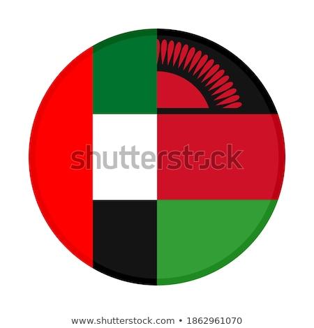 United Arab Emirates and Malawi Flags  Stock photo © Istanbul2009