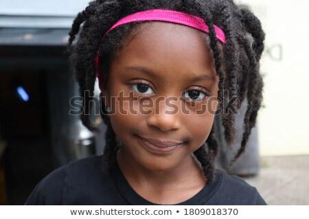幸せ 少女 十代の少女 民話 服 ストックフォト © phakimata