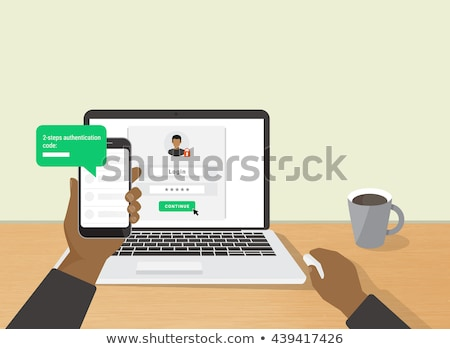 ssl concept on laptop screen stock photo © tashatuvango