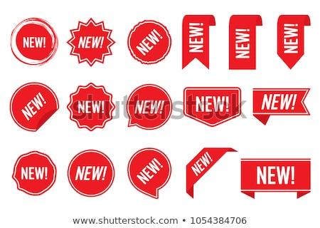 uygulaması · beyaz · kısaltma · kırmızı · 3d · illustration · iş - stok fotoğraf © oakozhan