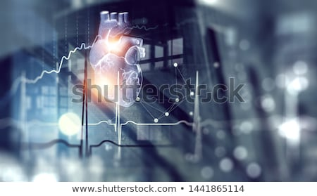 Cardiac Research Stock photo © Lightsource