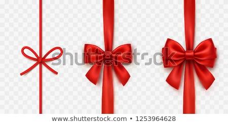 красочный · подарок · Рождества · Новый · год · лук - Сток-фото © andrei_