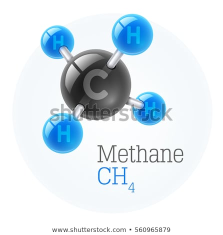 Atom  and Small Particles Isolated Icon of Chemical Stock photo © robuart