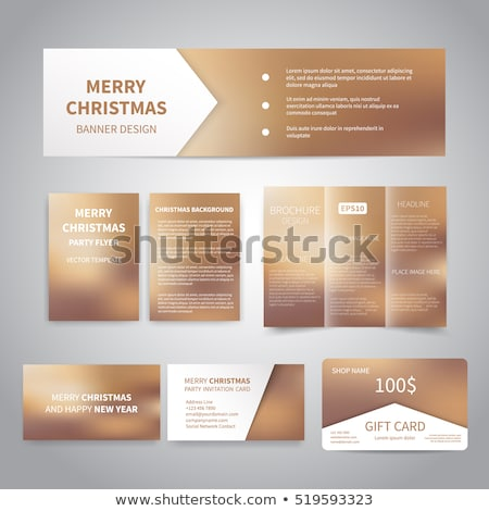 Corporate party concept banner header. Stock photo © RAStudio