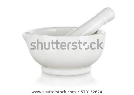 белый · изолированный · продовольствие · медицинской · фон - Сток-фото © magraphics