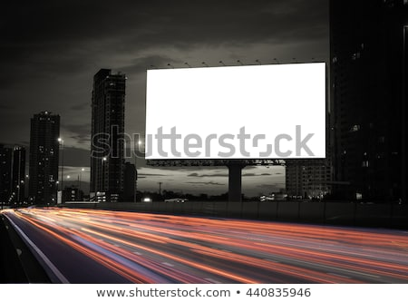 Outdoor Advertising, Promotion Product Marketing Stock photo © robuart