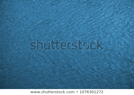 Stock photo: Ocean water surface texture, vintage summer holiday background