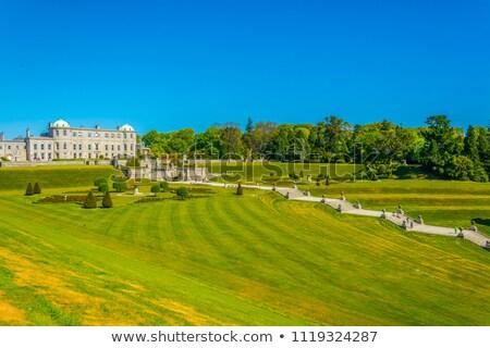 Powerscourt garden, Ireland Stock photo © borisb17