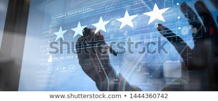 Internetu działalności technologii tle internetowych Zdjęcia stock © silent47