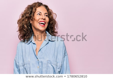 Attractive mature woman  stock photo © roboriginal