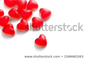 heart jellies Stock photo © Marcogovel