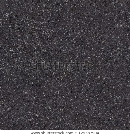 Dark Gray Asphalt - Seamless Tileable Texture. Stock photo © tashatuvango