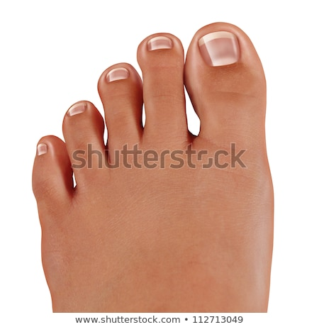 Healthy Toes Close Up Stock photo © Lightsource