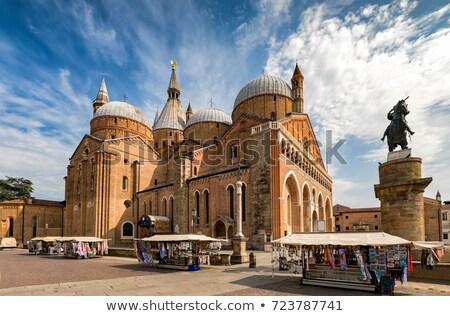 Italië basiliek kerk oude kathedraal Italiaans Stockfoto © Roka