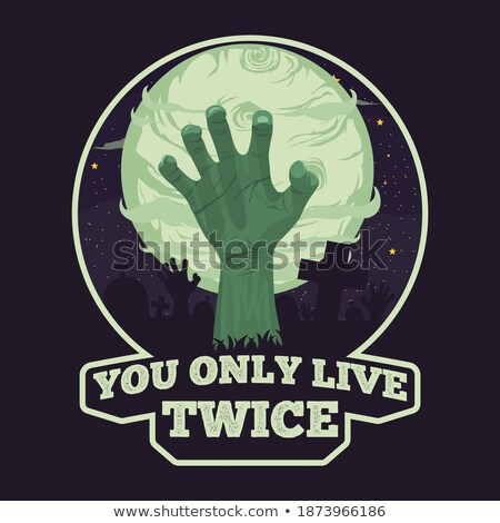 You Only Live Twice Stock photo © LittleLion