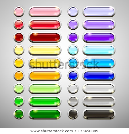 Internet  buttons with light effect Stock photo © carbouval