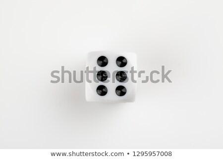 Square dice Stock photo © janaka