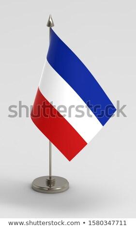 Miniature Flag of Schleswig Holstein Stock photo © bosphorus