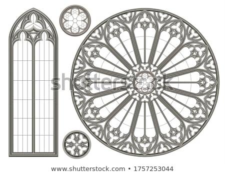 Medieval Arch Stock photo © smartin69