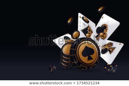 お金 カード 孤立した 白 赤 ストックフォト © Studio_3321
