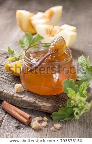 Slices of marmalade Stock photo © fresh_4870785