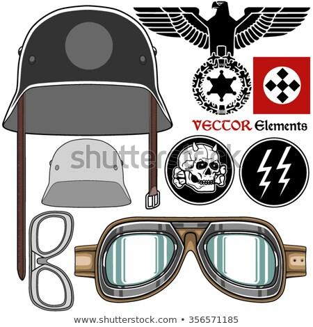 world war two military motorcycle stock photo © philipimage