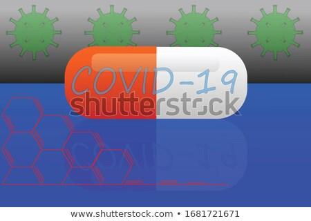 コカイン · 3次元の図 · 白 · 医療 · 科学 · 室 - ストックフォト © tashatuvango