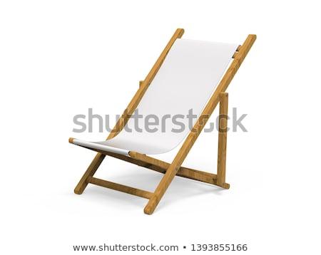 Parasol and chairs Stock photo © smuki