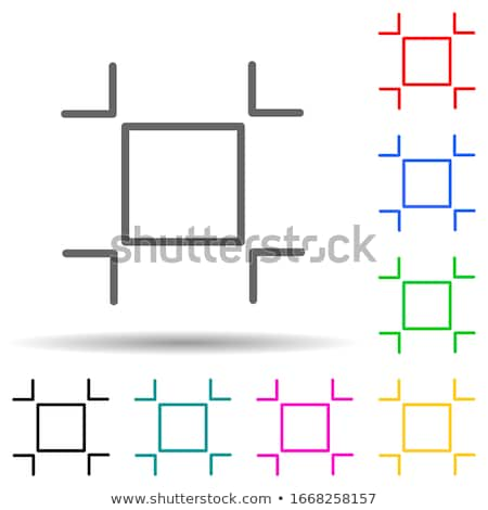 24 Hours Services Violet Vector Button Icon Design Set Stock photo © rizwanali3d