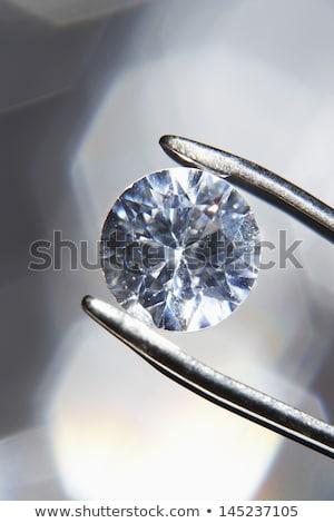 Tweezers close up shot Stock photo © shutswis